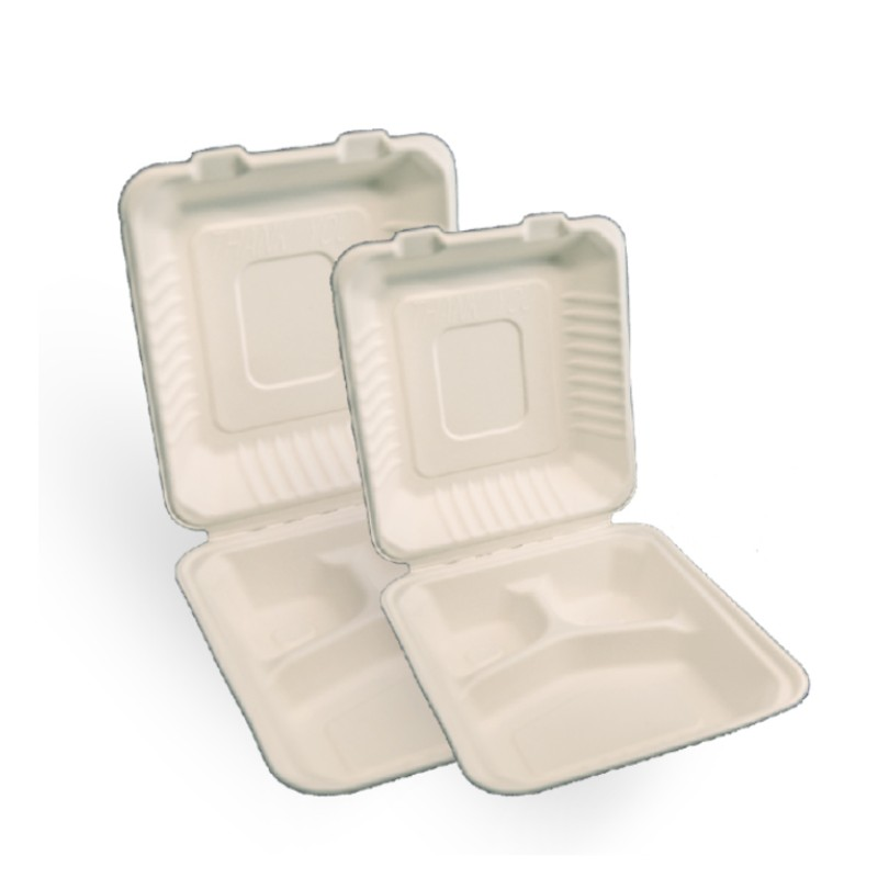 Clam Shell Trays